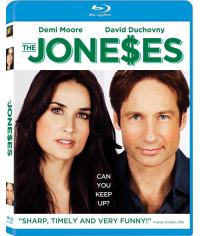 Семейка Джонсов  [Blu-Ray]