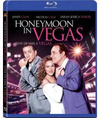 Медовый месяц в Лас-Вегасе [Blu-ray]