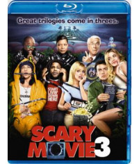 Очень страшное кино 3 [Blu-ray]