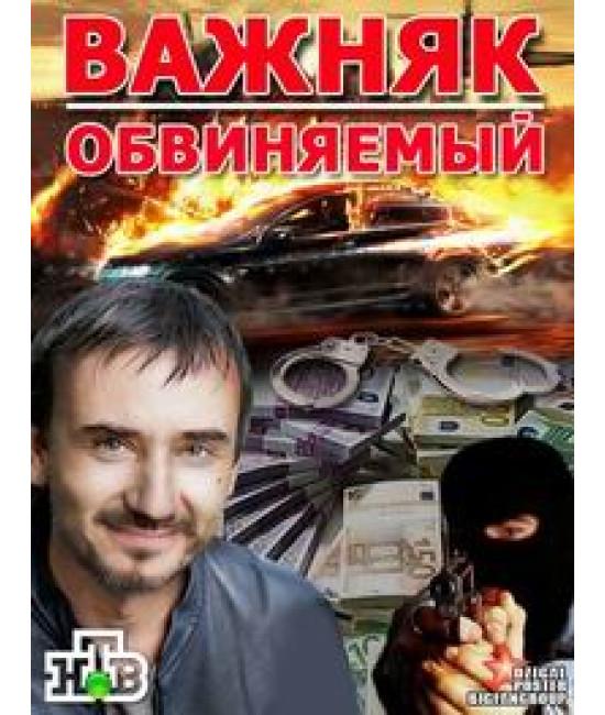 Обвиняемый (Важняк - 2)  [3 DVD]
