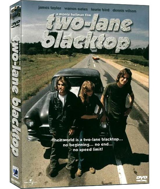 Двухполосное шоссе [Blu-ray]