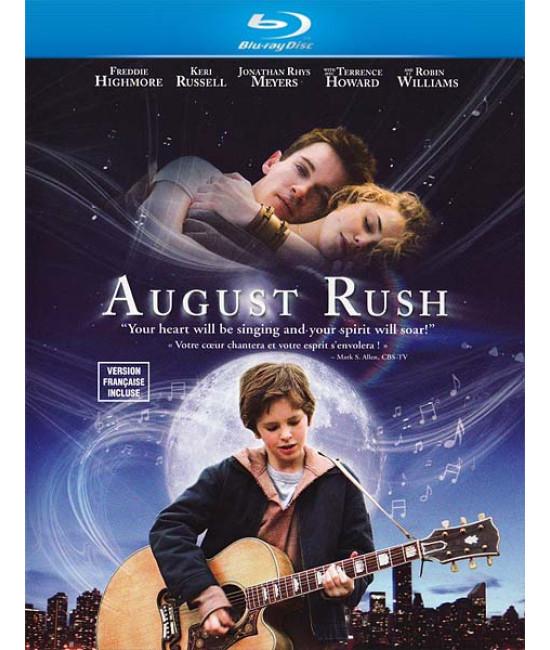 Август Раш  [Blu-ray]