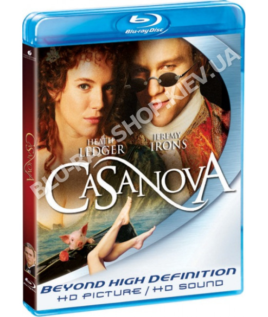 Казанова [Blu-ray]