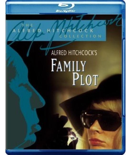 Семейный заговор [Blu-ray]