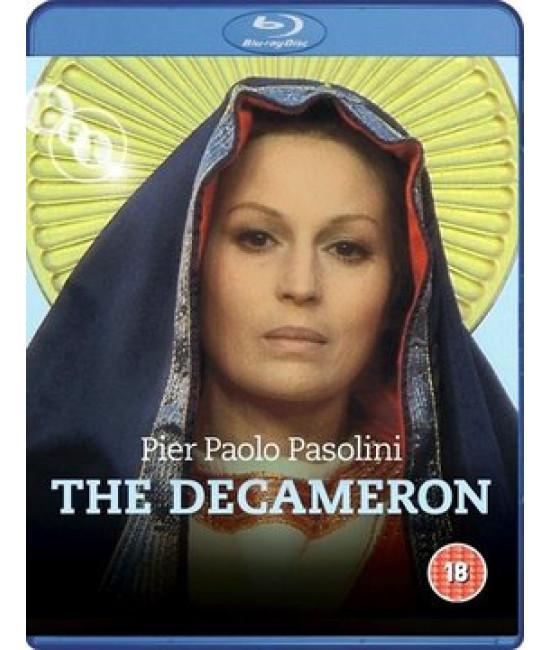 Декамерон [Blu-ray]