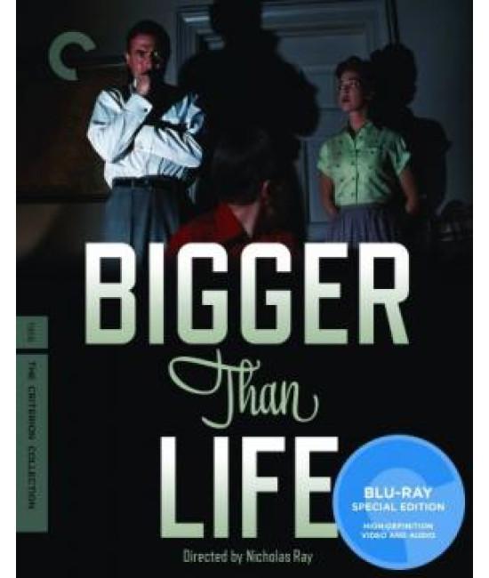 Больше чем жизнь [Blu-ray]