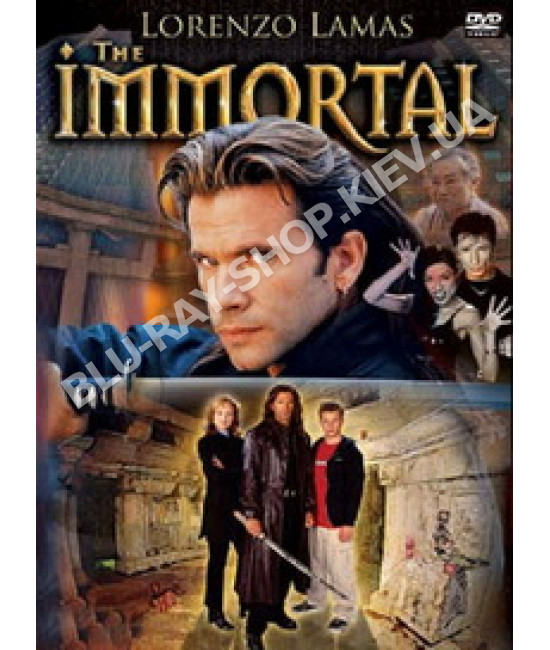 Бессмертный (1 сезон) [1 DVD]