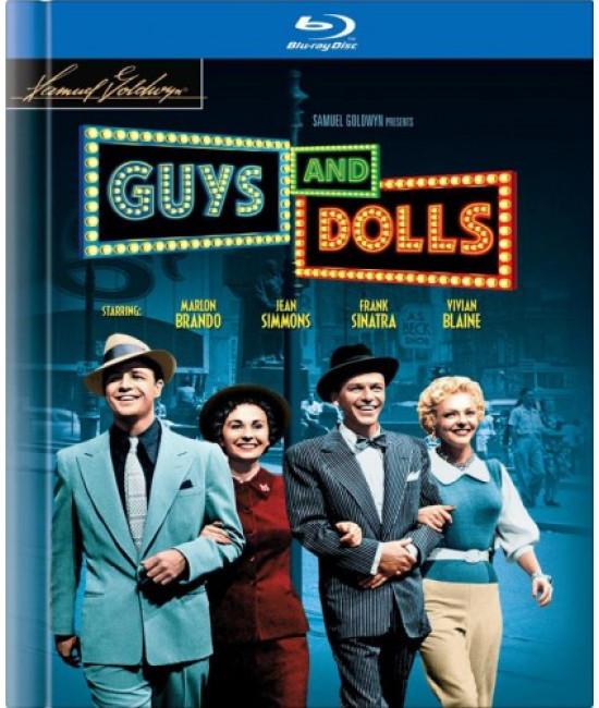 Парни и куколки [Blu-ray]