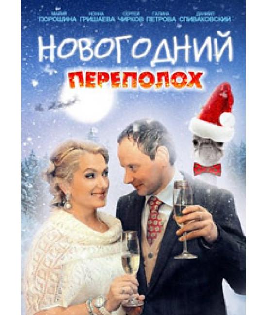Новогодний переполох [1 DVD]