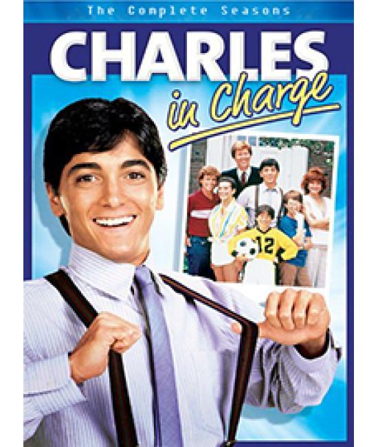 Чарльз в ответе [4 DVD]