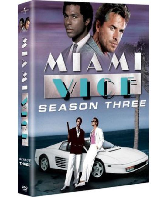 Полиция Майами: Отдел нравов 1-5 сезоны [5 DVD]