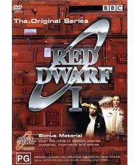Красный карлик (1-10 сезоны) [3 DVD]