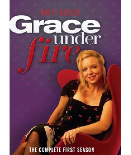 Грейс в огне (5 сезонов) [4 DVD]