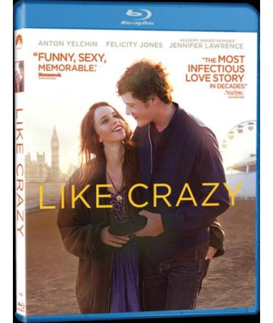 Как сумасшедший [Blu-ray]