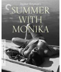 Лето с Моникой [Blu-ray]