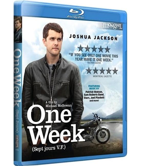 Одна неделя [Blu-ray]