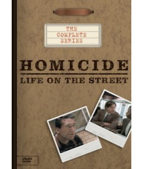 Убойный отдел: Жизнь на улице 1-5 скзоны [5 DVD]