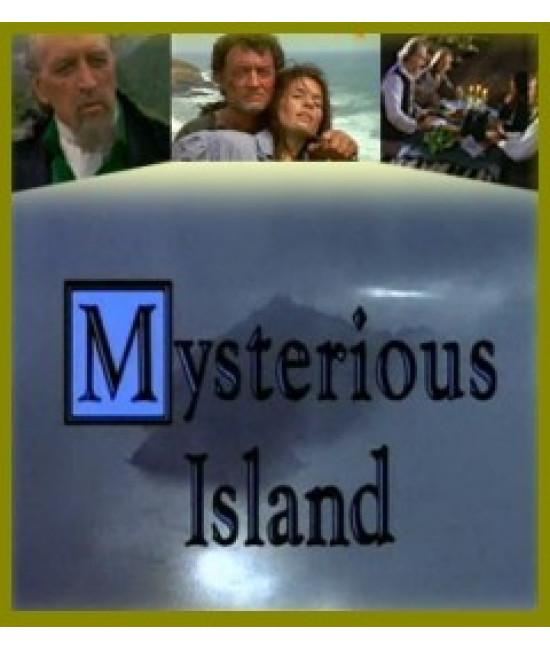 Таинственный остров [2 DVD]