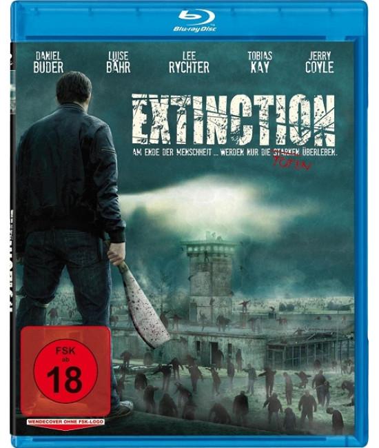 Вымирание - Хроники генной модификации  [Blu-ray]