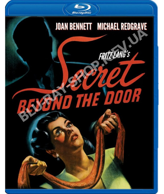 Тайна за дверью [Blu-ray]