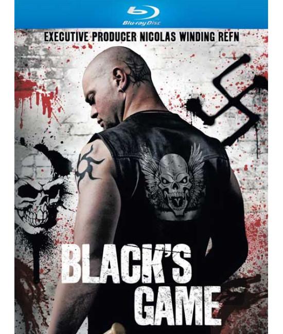 Игра Блэка [Blu-ray]