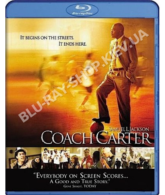 Тренер Картер [Blu-ray]