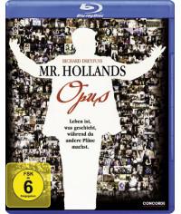 Опус мистера Холланда [Blu-ray]