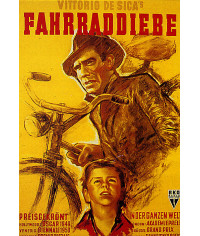 Похитители велосипедов [Blu-ray]