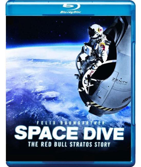 Прыжок из космоса [Blu-ray]