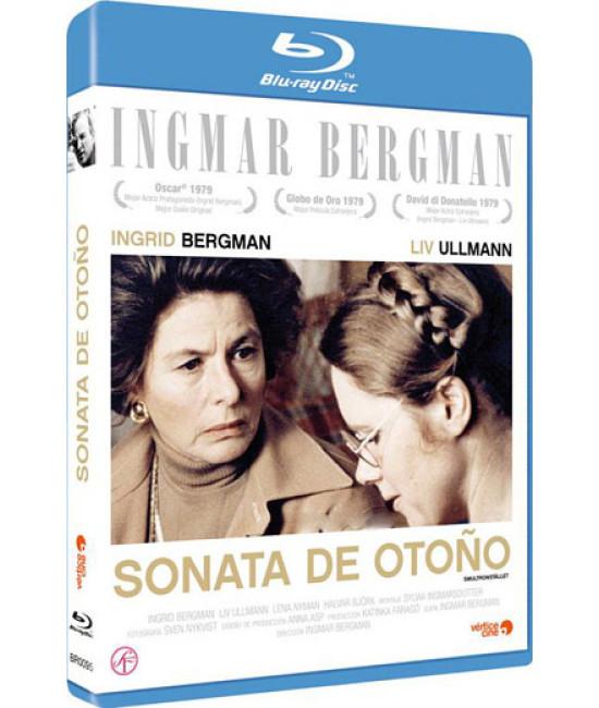 Осенняя соната [Blu-ray]