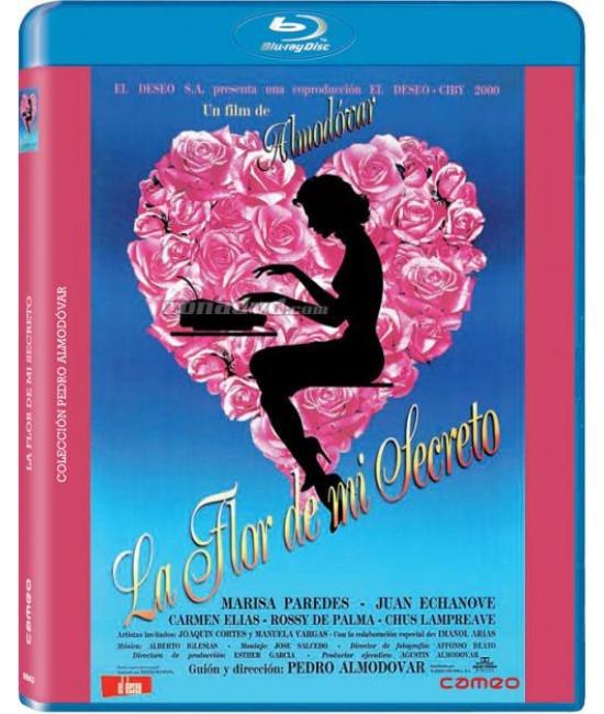 Цветок моей тайны [Blu-ray]