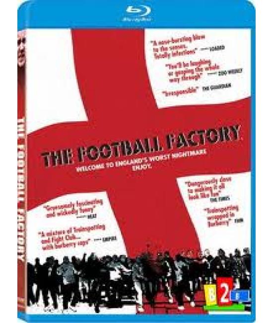 Фанаты (Фабрика футбола) [Blu-ray]