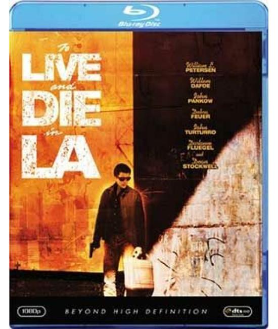 Жить и умереть в Лос-Анджелесе [Blu-ray]