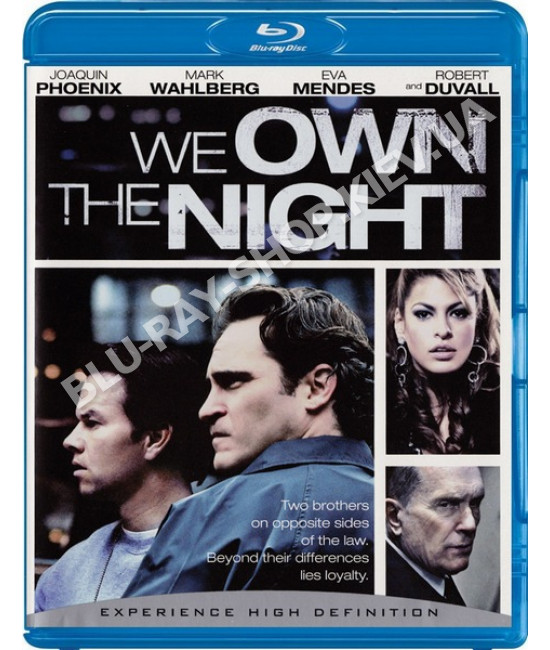 Хозяева ночи [Blu-ray]