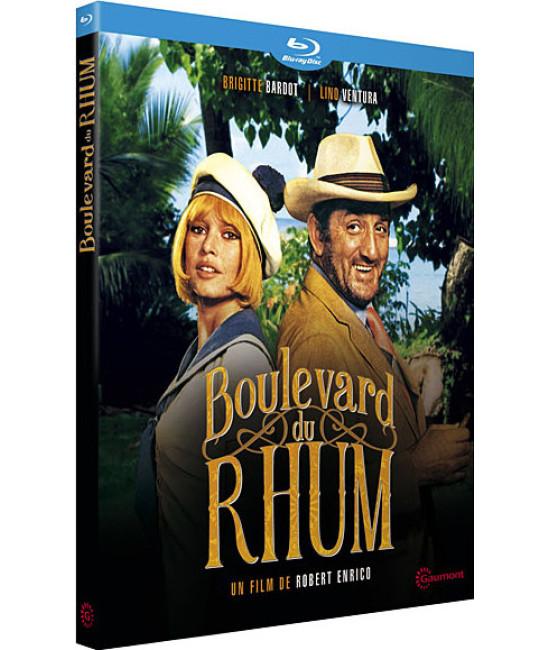 Ромовый бульвар [Blu-ray]