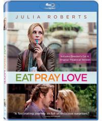 Ешь, молись, люби [Blu-ray]
