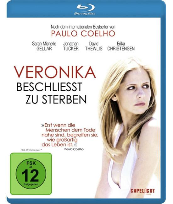 Вероника решает умереть [Blu-ray]