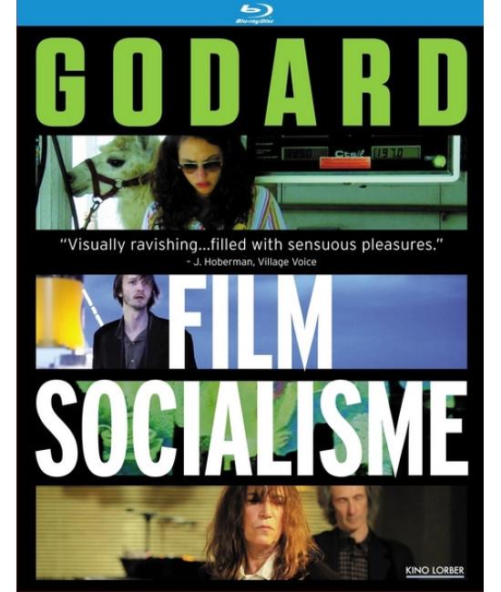 Фильм-социализм [Blu-ray]