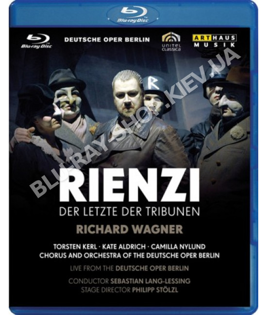 Рихард Вагнер: