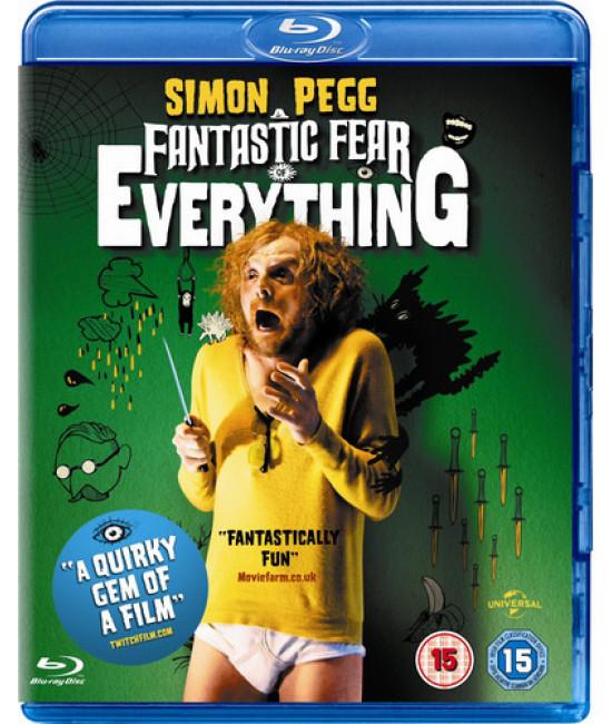 Невероятный страх перед всем [Blu-ray]