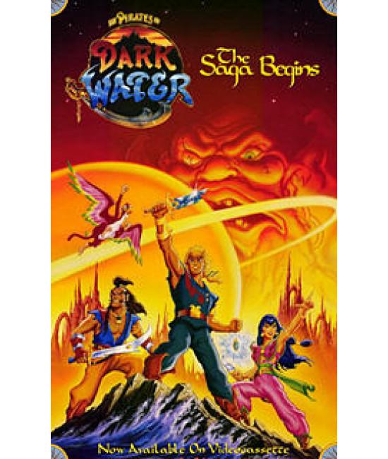 Пираты темной воды (1-3 сезоны) [1 DVD]