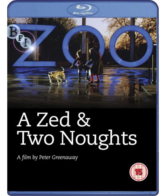 Зед и два нуля [Blu-ray]