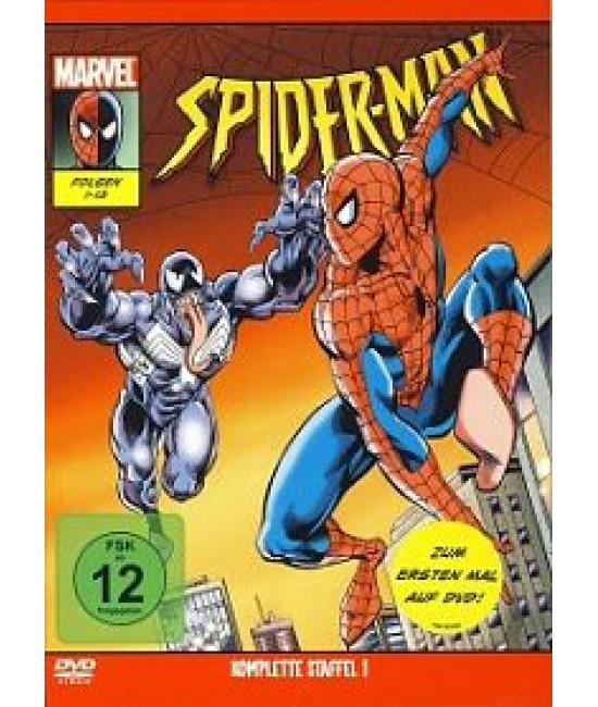 Человек-паук (1-5 сезоны) [2 DVD]
