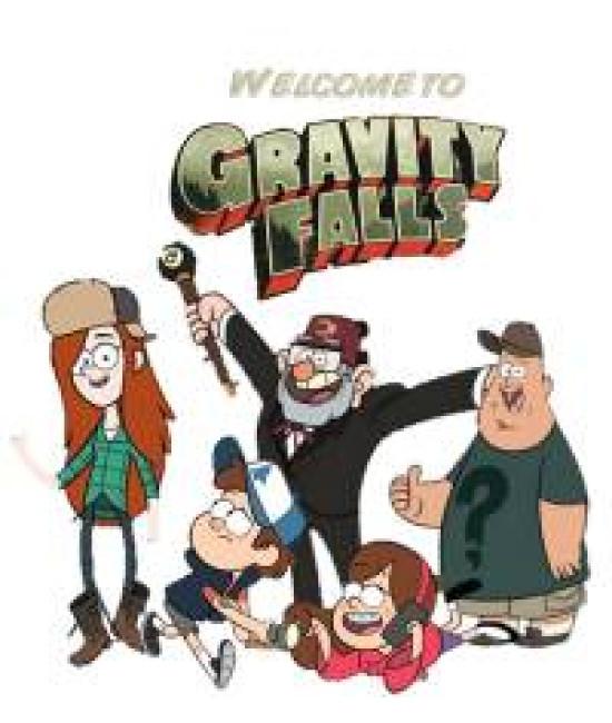 Грэвити Фоллс [1 DVD]