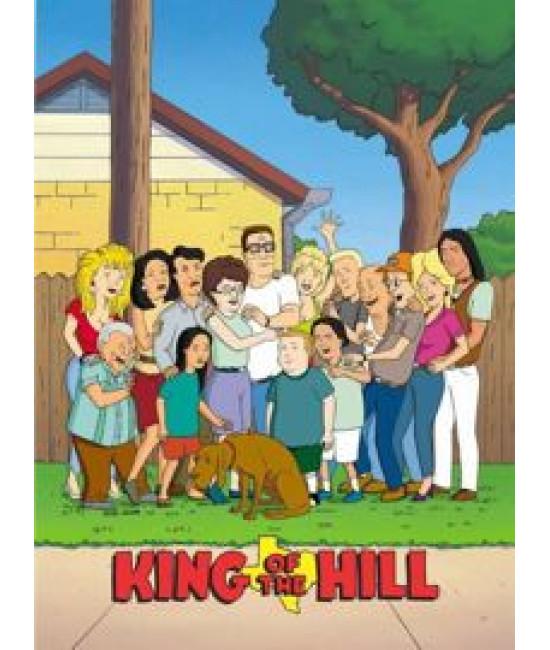 Царь горы (1-13 сезоны) [13 DVD]