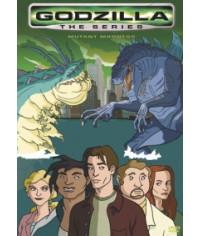 Годзилла (1-2 сезоны) [2 DVD]