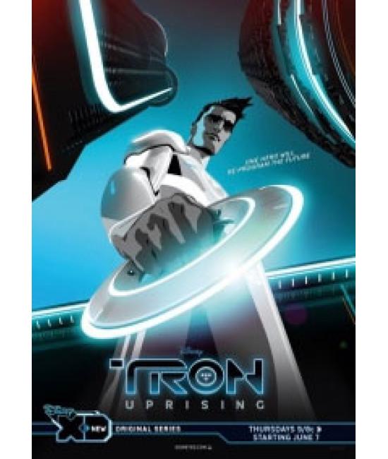ТРОН: Восстание [1 DVD]