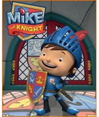 Рыцарь Майк [1 DVD]