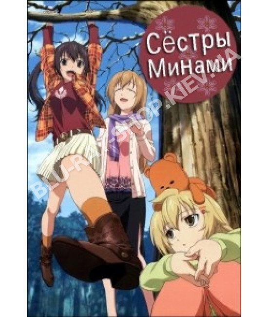 Сёстры Минами (1-4 сезоны) [2 DVD]