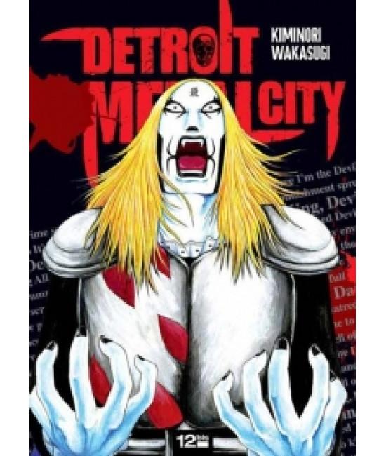 Детройт, город металла [1 DVD]